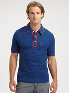 The Earl Cotton Polo