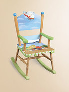 Transportation Rocking Chair