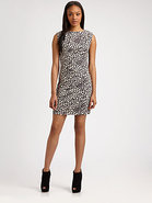 Leopard Print Dress