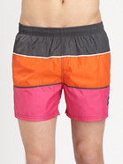 Butterfly Fish Swim Trunks