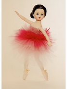 Nutcracker Ballerina Doll