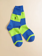 Boy&#39;s Rugby Crew Socks