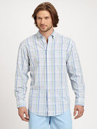 Bright Plaid Sportshirt