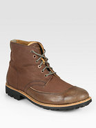 Mudlark Lace-Up Boots