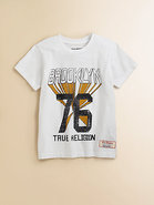 Toddler&#39;s &amp; Little Boy&#39;s Brooklyn Tee