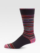 Kinsky Striped Socks