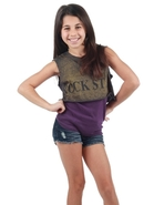 Rock Star Stud Top