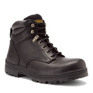 6 Inch Work Boot - Men's - Shoes - Black
