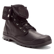 Baggy Leather - Women's - Shoes - Black