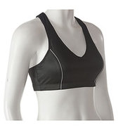Vixen A/B - Women's - Sports bra - Black