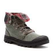 Baggy Canvas - Women's - Shoes - Grey