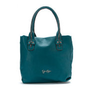 Zip Me Up Tote - Women's - Bags - Green