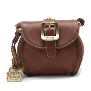 Crossbody Pouch - Bags - Brown