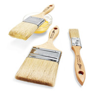 Boar Bristle Flat Pastry Brush, 1?? , 1.5