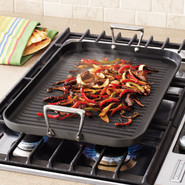 LTD Two-Burner Nonstick Grill Pan