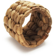 Natural Water Hyacinth Napkin Ring