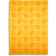 Lemons Jacquard Kitchen Towel