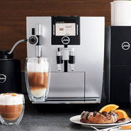 Impressa J9 One-Touch TFT Espresso Machine