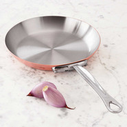 M'heritage 150s Copper&Stainless Steel Skillet, 8.