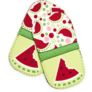 Watermelon Mini Grip Potholders, Set of 2