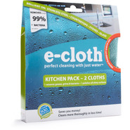 E-Cloth Kitchen Pack, Set of Two