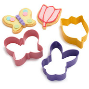 3-Piece Spring Cookie Cutter Set