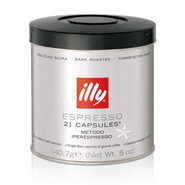 illy iperEspresso Capsules, Dark Roast