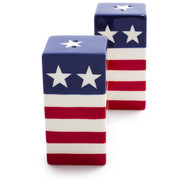 Stars and Stripes Salt and Pepper Shaker