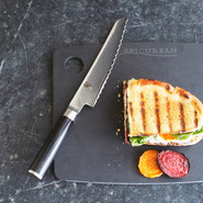 Classic Serrated Panini Knife, 6 1/2