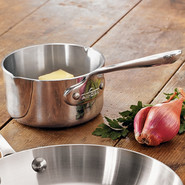 Stainless Steel Butter Warmer
