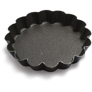 Nonstick Fixed-Bottom Tartlette Pan, 4