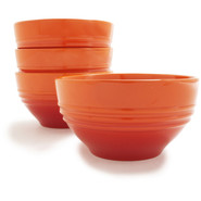 Flame Cereal Bowl, 6 1/4
