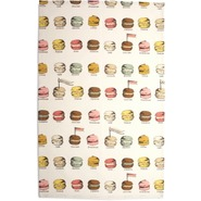 Flavored Macarons Kitchen Towel