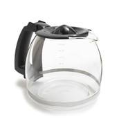 10 Cup Glass Carafe with Lid