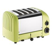 Lime-Green NewGen 4-Slice Toaster