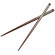 Kabuki-Band Bamboo Chopsticks, 1 Pair