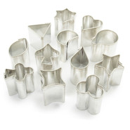 Tinned Steel Aspic Cutters