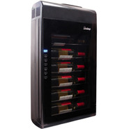 6-Bottle Wall-Mounted Thermoelectric Wine Cooler