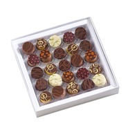 Richart Parisian Chocolate Macarons, 25 pieces
