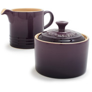 Cassis Sugar and Creamer Set