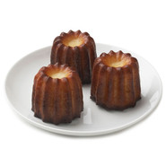 Canneles, Set of 24