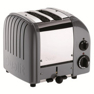 Cobble-Gray NewGen 2-Sllice Toaster