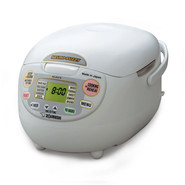 Fuzzy 5 1/2-Cup Rice Cooker & Warmer