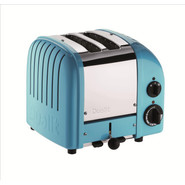 Azure-Blue NewGen 2-Slice Toaster
