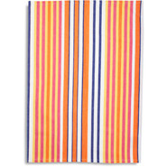 Multicolor Medium-Stripe Kitchen Towel