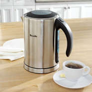 Ikon Electric Tea Kettle, 9  x 6  x 8 3/4