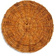Honey Abaca Round Placemat