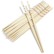 Bamboo Chopsticks, 10 Pairs