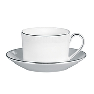 Wedgwood Blanc Sur Blanc Tea Saucer