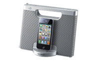 RDP-M7IP/SC Portable Dock for iPhone and iPod